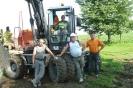 Baumaßnahme Hochwasserschutz