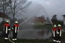 Feuerwehrübung