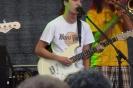 Philipp Zellmer spielt mit Band